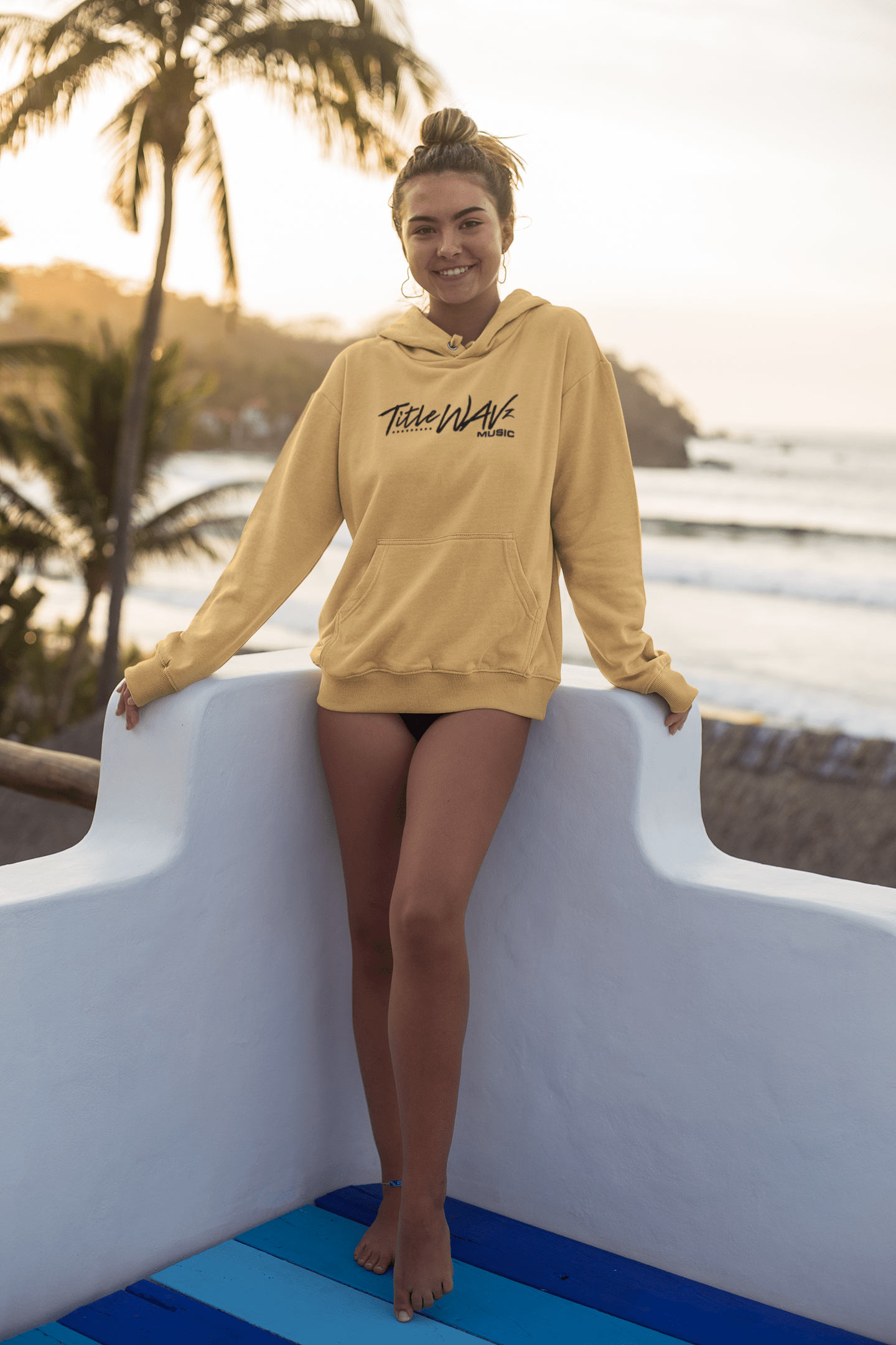 hoodie-mockup-of-a-smiling-woman-posing-at-sunset-26781